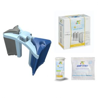 Bullfrog @ease Sanitizing System Starter Kit
